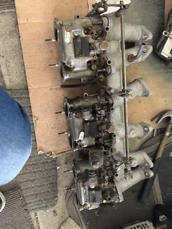 240z 260z triple 40 manifold & linkages Beaconsfield Upper Cardinia Area Preview