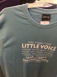 Little voice t shirt