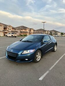2011 Honda CRZ Blue 6 Speed