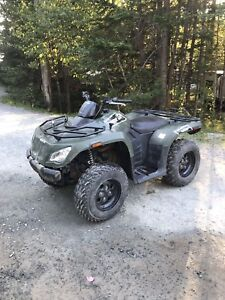 Arctic cat 400 Sport edition