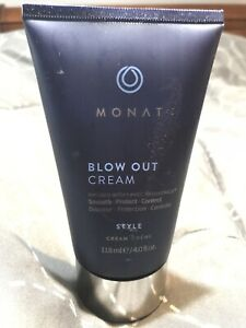 Monat NEW thickening spray & blow out cream