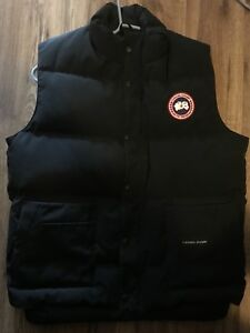 Canada Goose Vest (Men's Medium) - $200