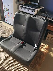 Toyota Hiace rear back seat ( with seat belt ) Kuluin Maroochydore Area Preview