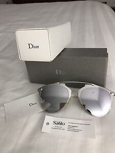"""Genuine """"Dior Reflected"""" sunglasses Castle Hill The Hills District Preview"""