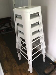 New Metal Retro Bar Stools