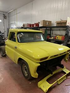 1964 GMC Short Box Step Side