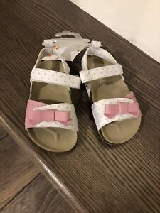 Toddler girl sandals (size 5) BNWT