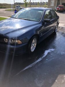 2003 BMW 530i sport package rare!