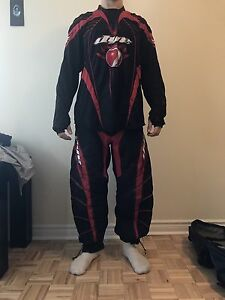 Dye paintball Suit