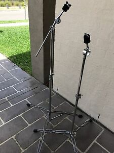 Cymbal Stands used but very good condition. St Marys Penrith Area Preview