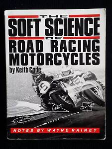 Soft Science of Road Racing Motorcycles by Keith Code Buderim Maroochydore Area Preview