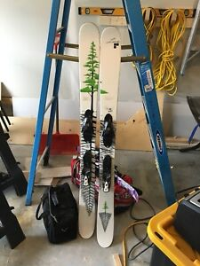 Line fat skis