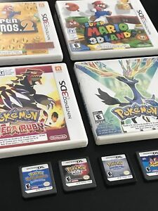 3DS / DS GAMES
