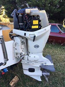 Evinrude e-tec 90 hp Craigieburn Hume Area Preview