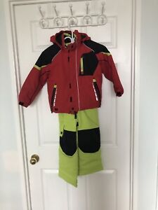 Jupa snow outfit 4 year old