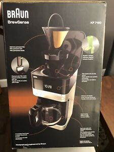 Braun BrewSense coffee maker