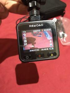 Reload dashboard camera