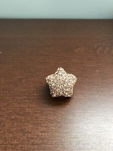 Marc By Marc Jacobs Rose Gold Star Ring