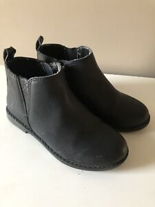 Gap Booties - Size 11 kids