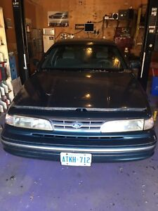 1996 Crown Vic parts