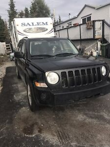 Jeep Patriot looking to trade