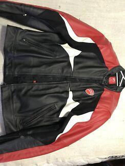 Ducati leather jacket genuine