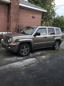JEEP PATRIOT À VENDRE