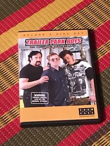 Trailer Park Boys season 6 DVD set