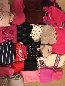 Girl clothing size 4