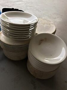 Restaurant side plates Adamstown Newcastle Area Preview