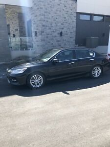 Honda Accord 2016 - 55000km - garantie 7 ans - anti rouille