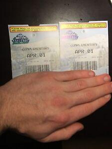 2x Sasquatch Mountain (Hemlock) Ski Day Tickets