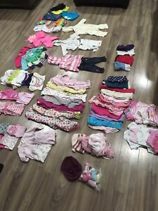 Girl clothes 6-12 months