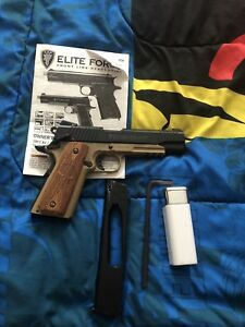 Elite Force 1911 TAC Airsoft CO2 GBB