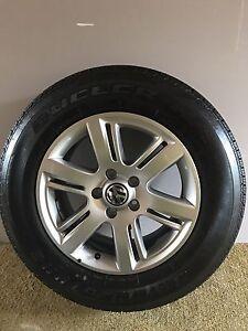 VW amarok tyres Bankstown Bankstown Area Preview