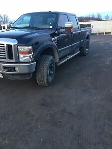 2009 f-350 new engine