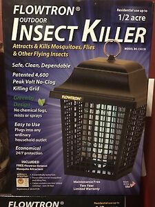 Outdoor Insect Killer
