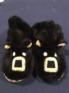 Hatley Bear Slippers