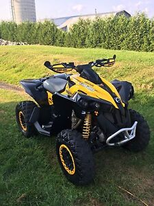Can am renegade 800 xxc négociable
