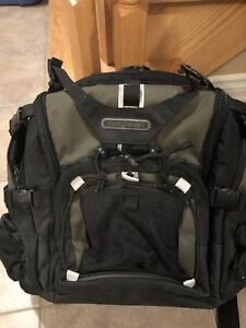 Rackgear laptop backpack