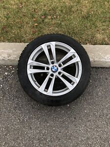BMW Winter Mags and Tires