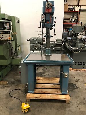 Powermatic 1200 20 Drill Press On Production Base Tapping Gmt-2023