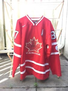 Sidney Crosby 2010 Vancouver Olympics jersey