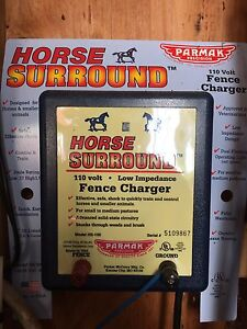 Electric Fence Charger  (sold)