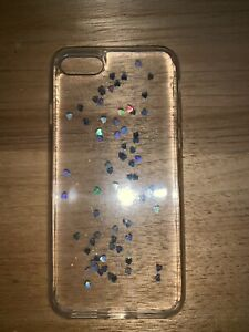 holographic heart scatter iphone 7 case Bradbury Campbelltown Area Preview