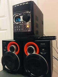 Stereo system for sale - amazing sound, and condition