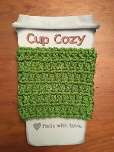 SALE! Cup Cozy - $3 each