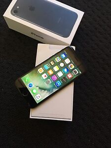 IPhone 7 mat black 32gb unlock good condition Prospect Prospect Area Preview
