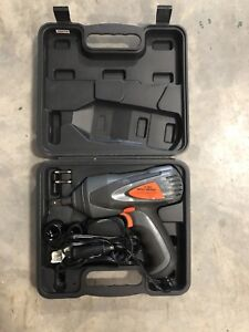 12 volt Impact Driver - plugs in car power outlet