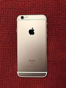 16GB Rose Gold iPhone 6s - WIND/FREEDOM MOBILE
